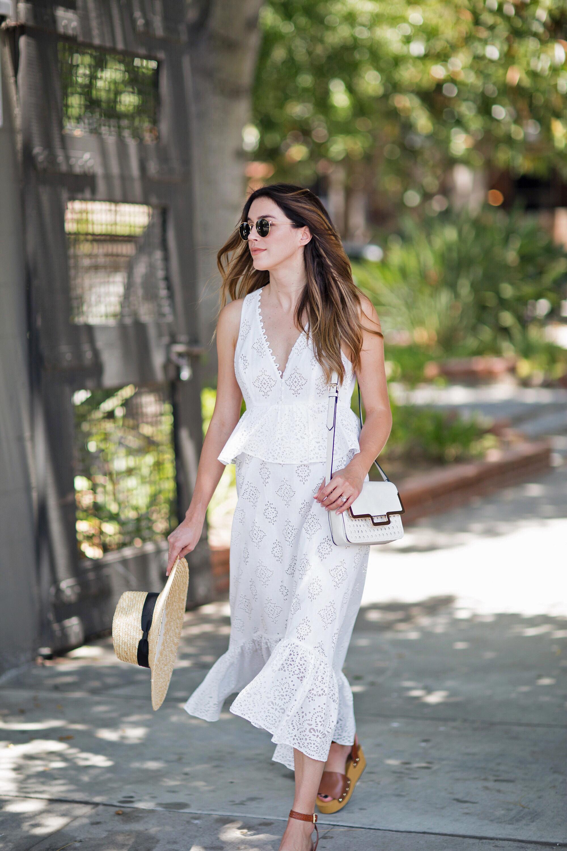 Street Style BCBG Blogger