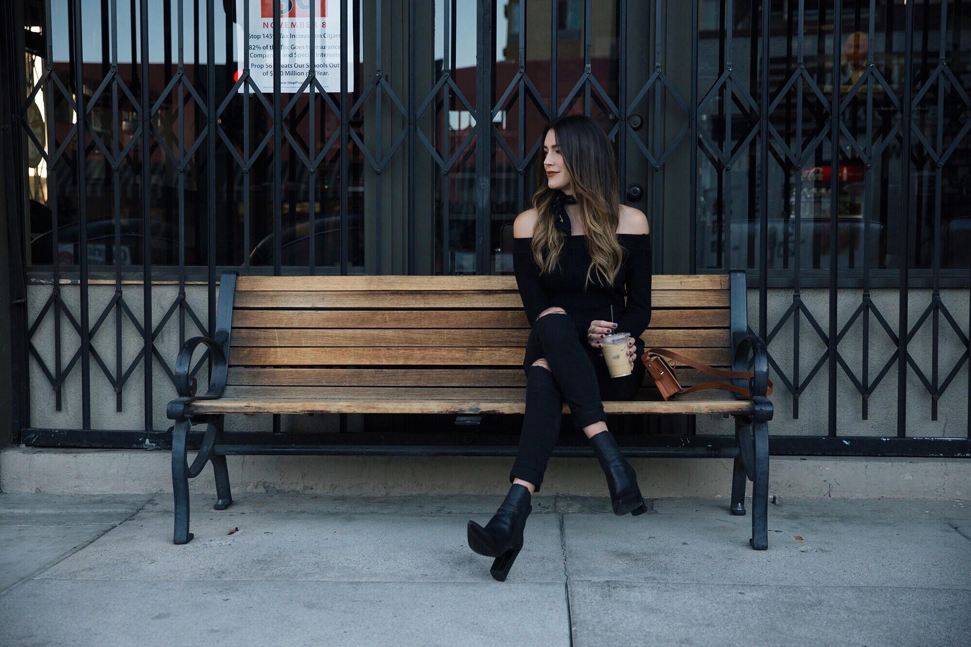 Brittany Xavier LA Blogger