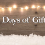 12 Days of Gifting Starts Today!