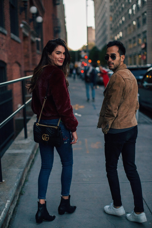Moti Ankari and Brittany Xavier