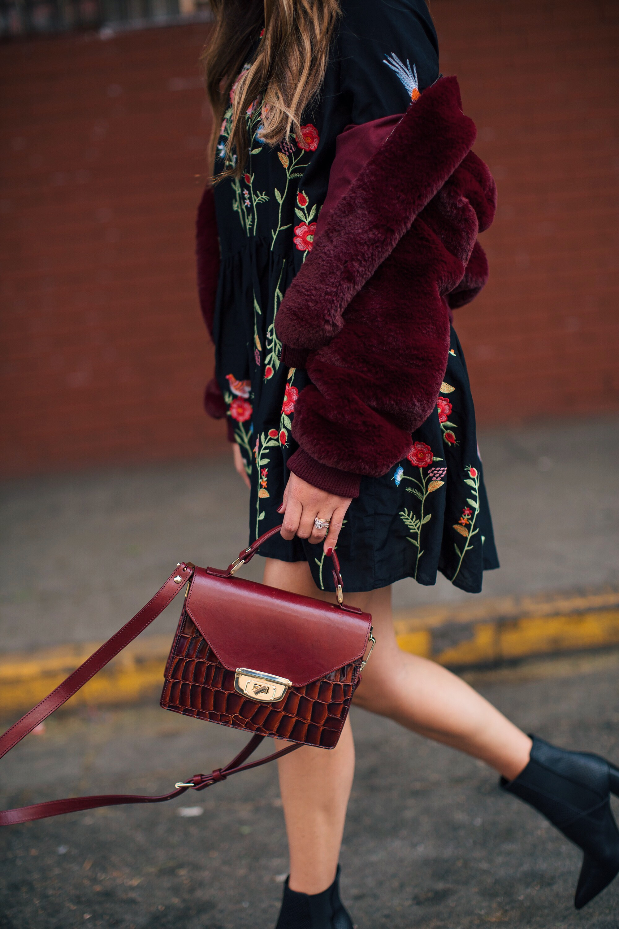 Holiday Florals Brittany Xavier