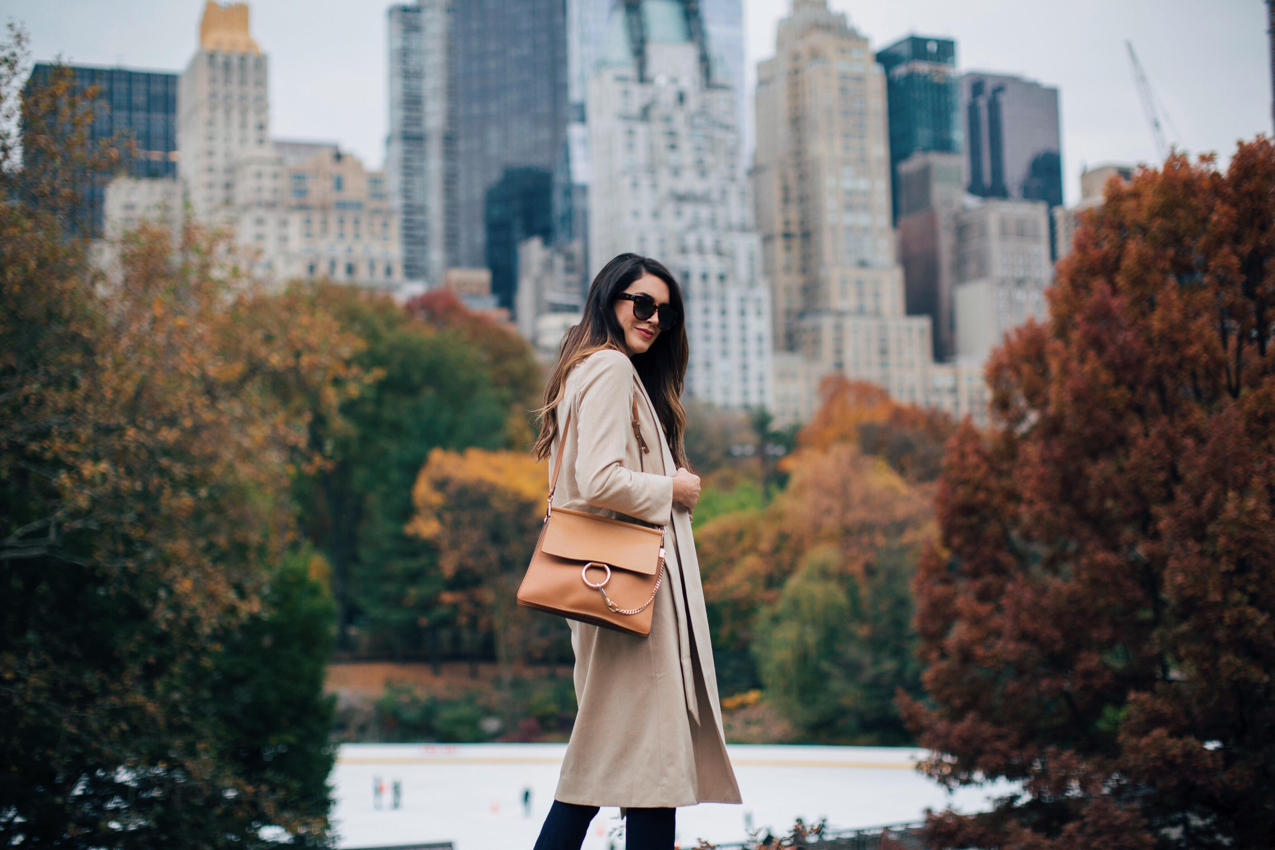 Brittany Xavier New York Central Park