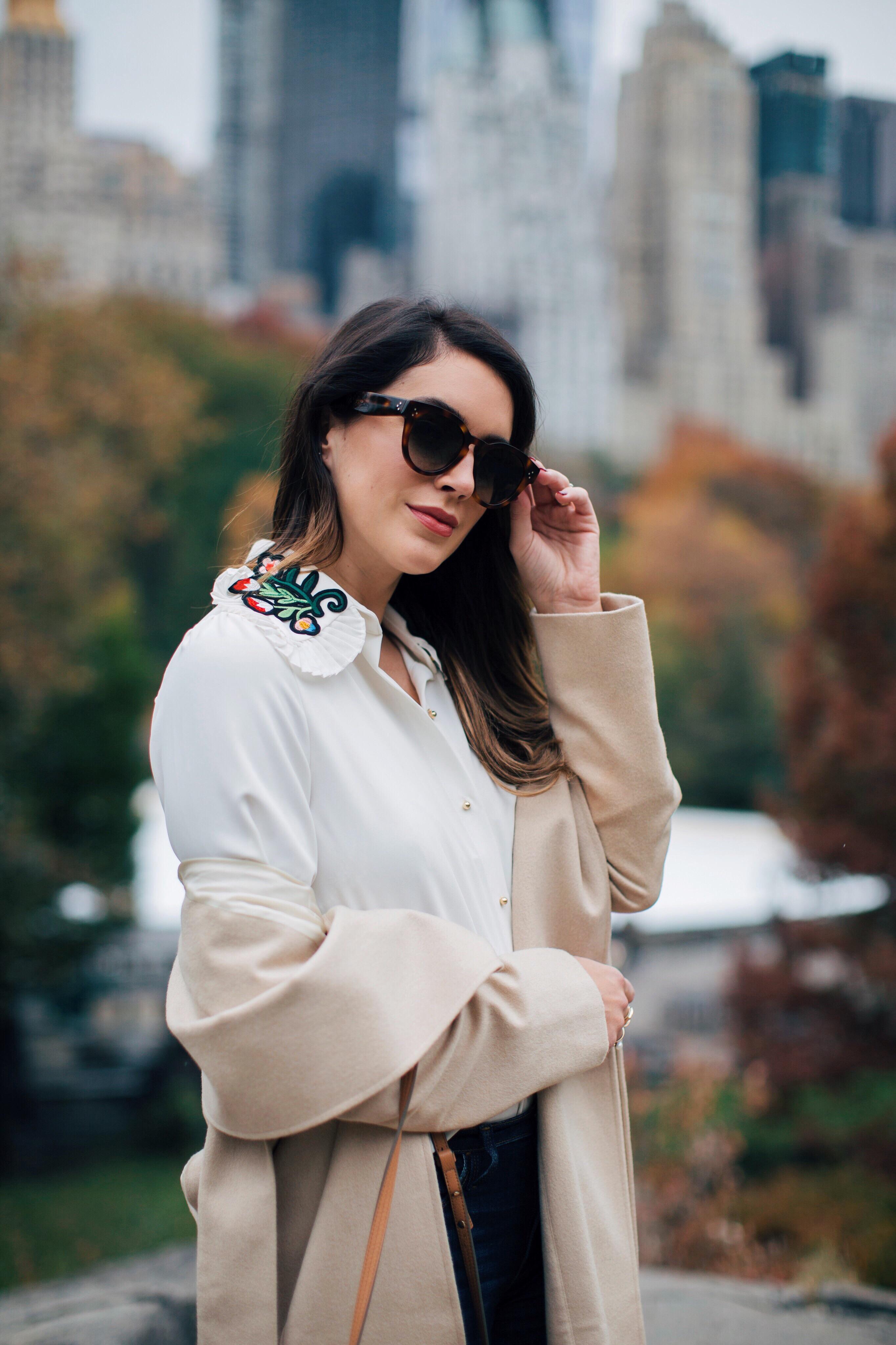 Brittany Xavier AYR Coat