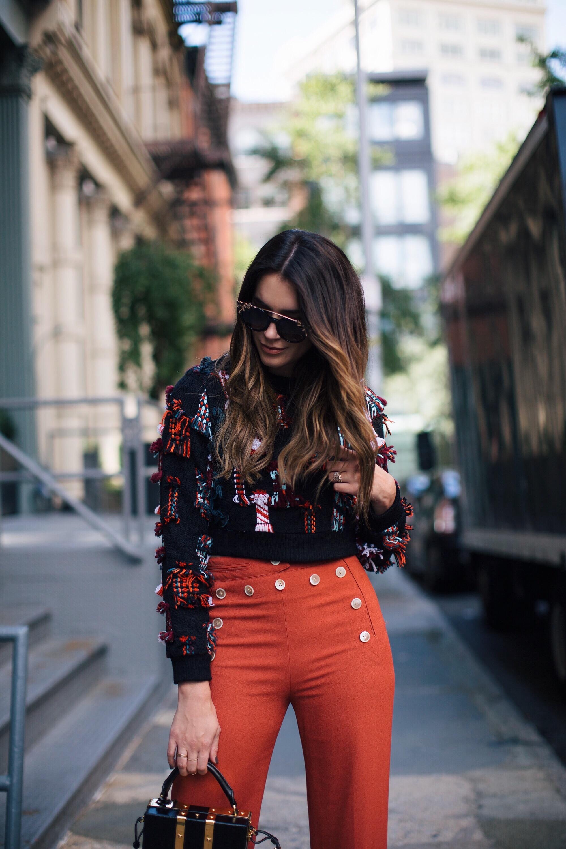 New York Fashion Blogger Brittany Xavier