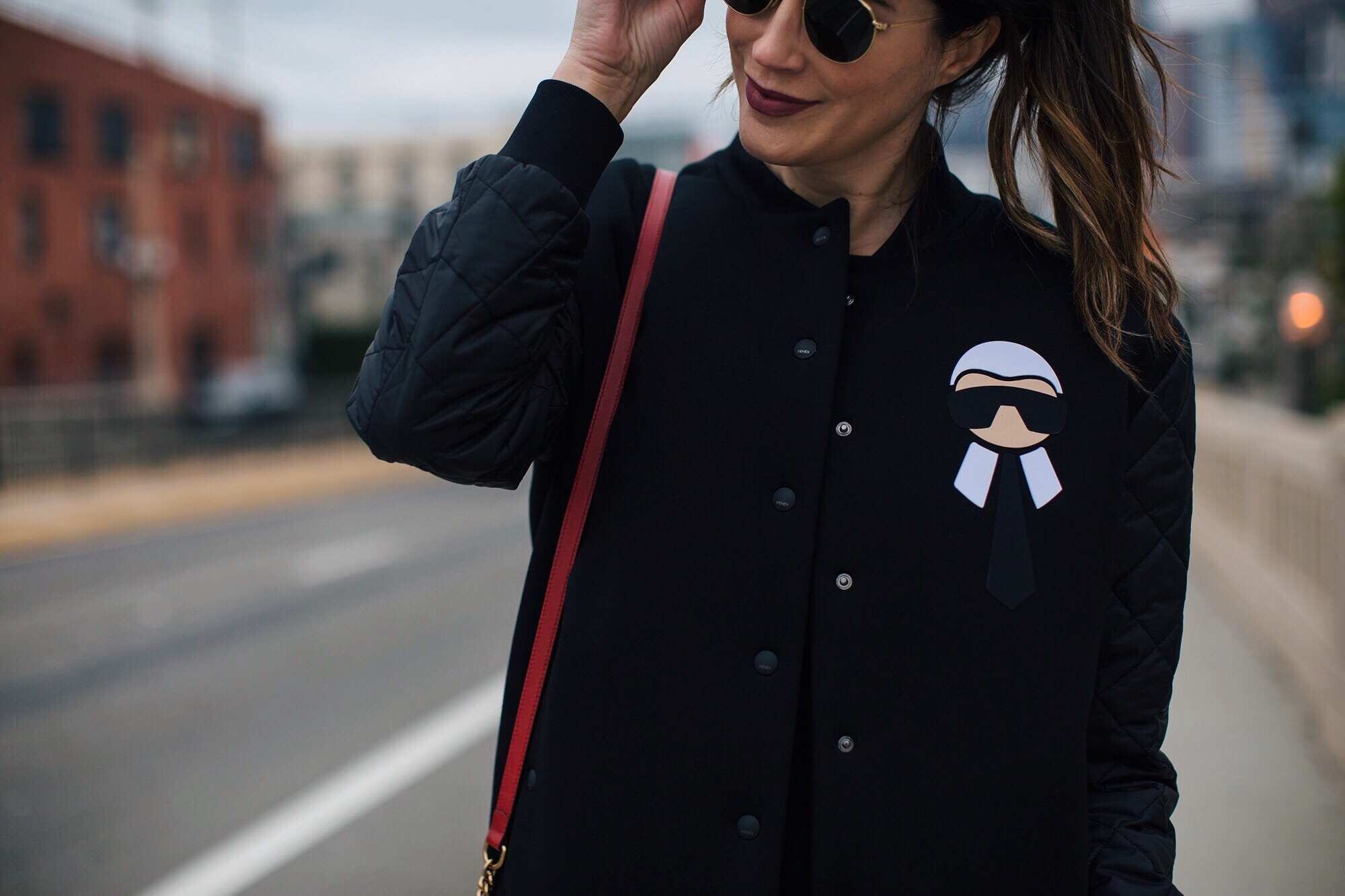 Fendi Karlito Jacket
