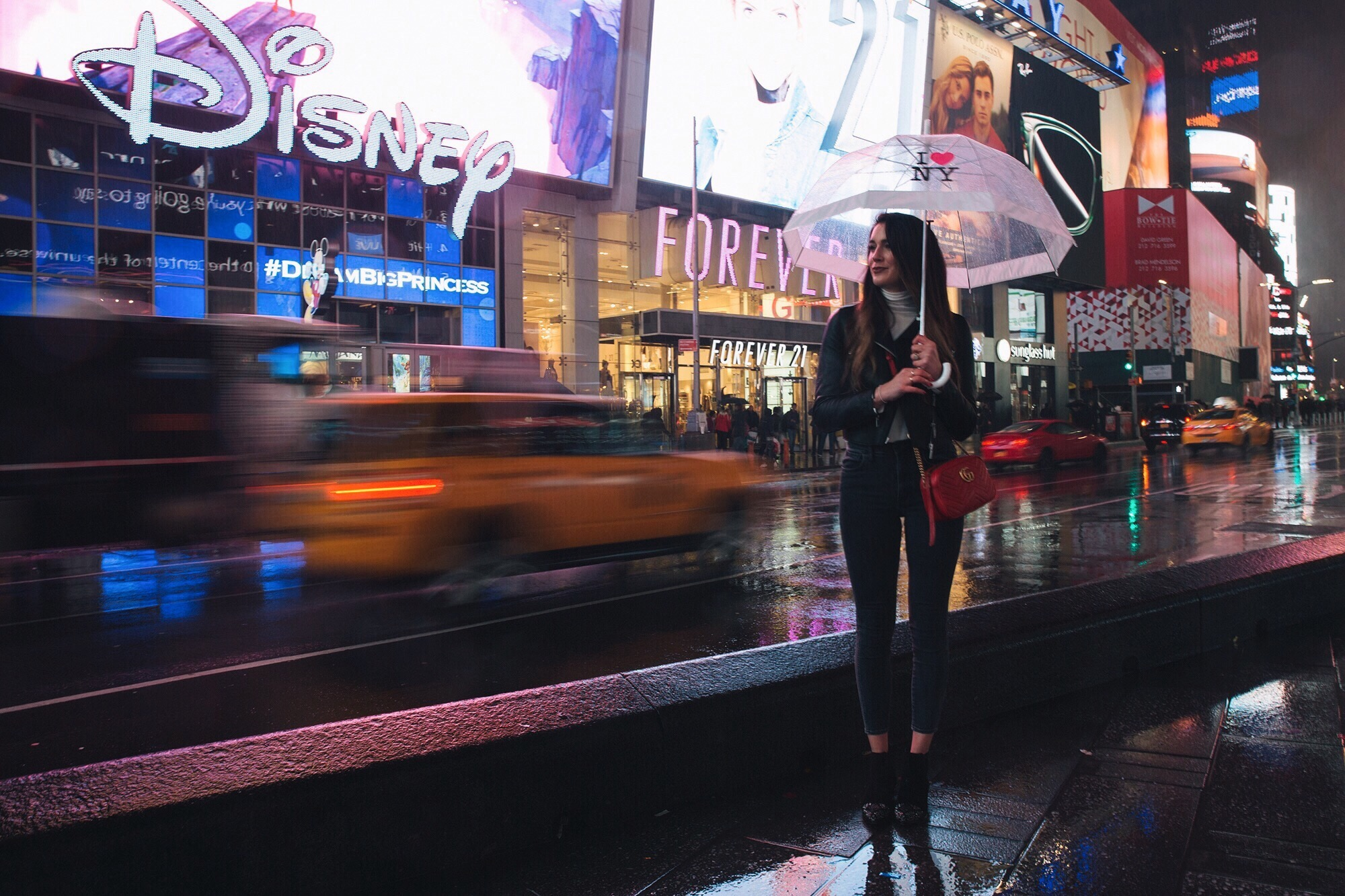 Clear Umbrella NYC