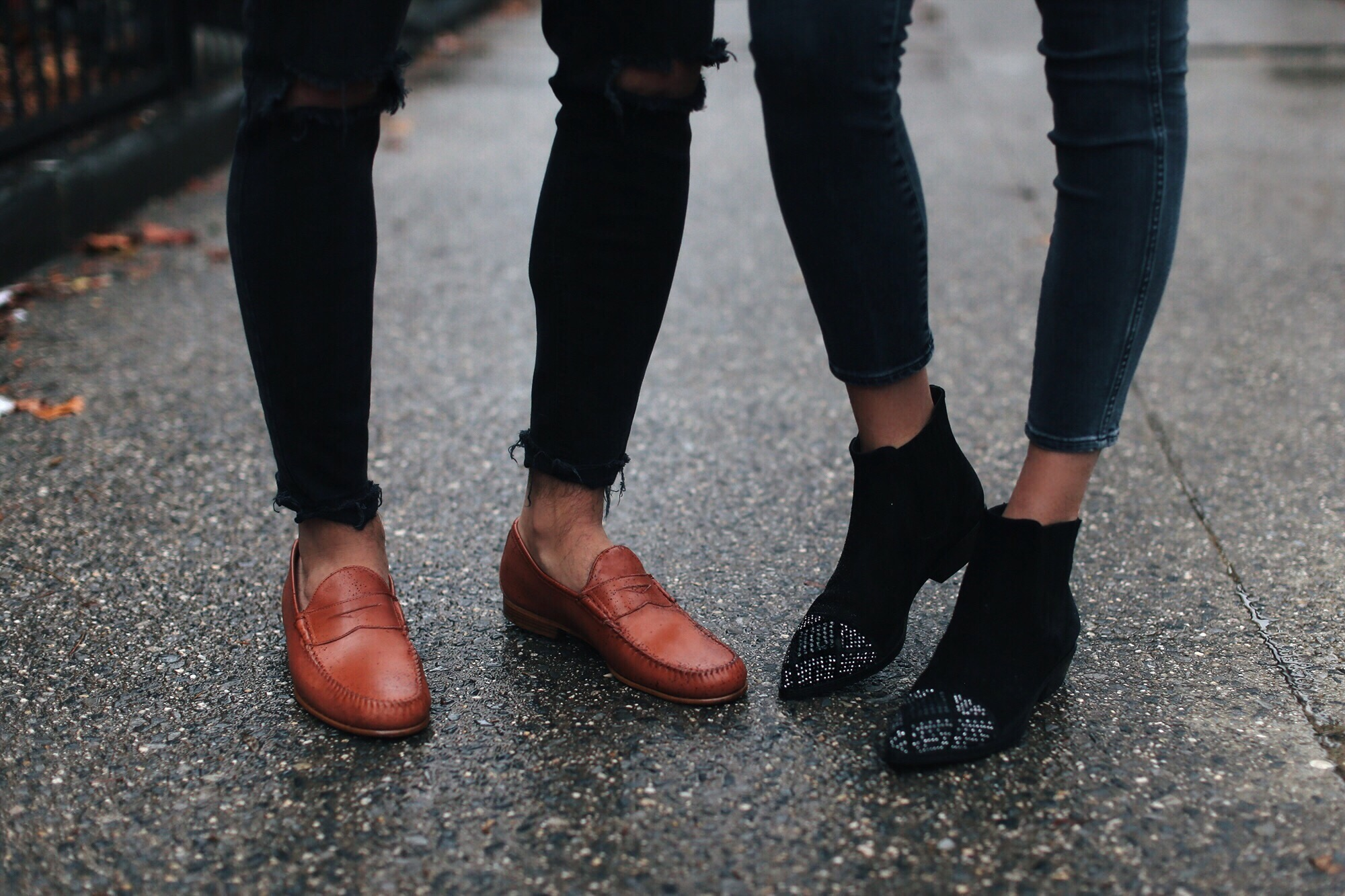 M.Gemi Loafers and Booties