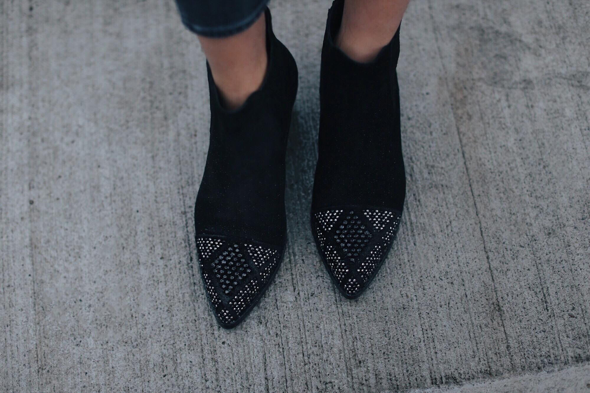 M.Gemi Studded Boots