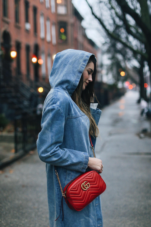 Here/Now Hooded Chloe Jacket