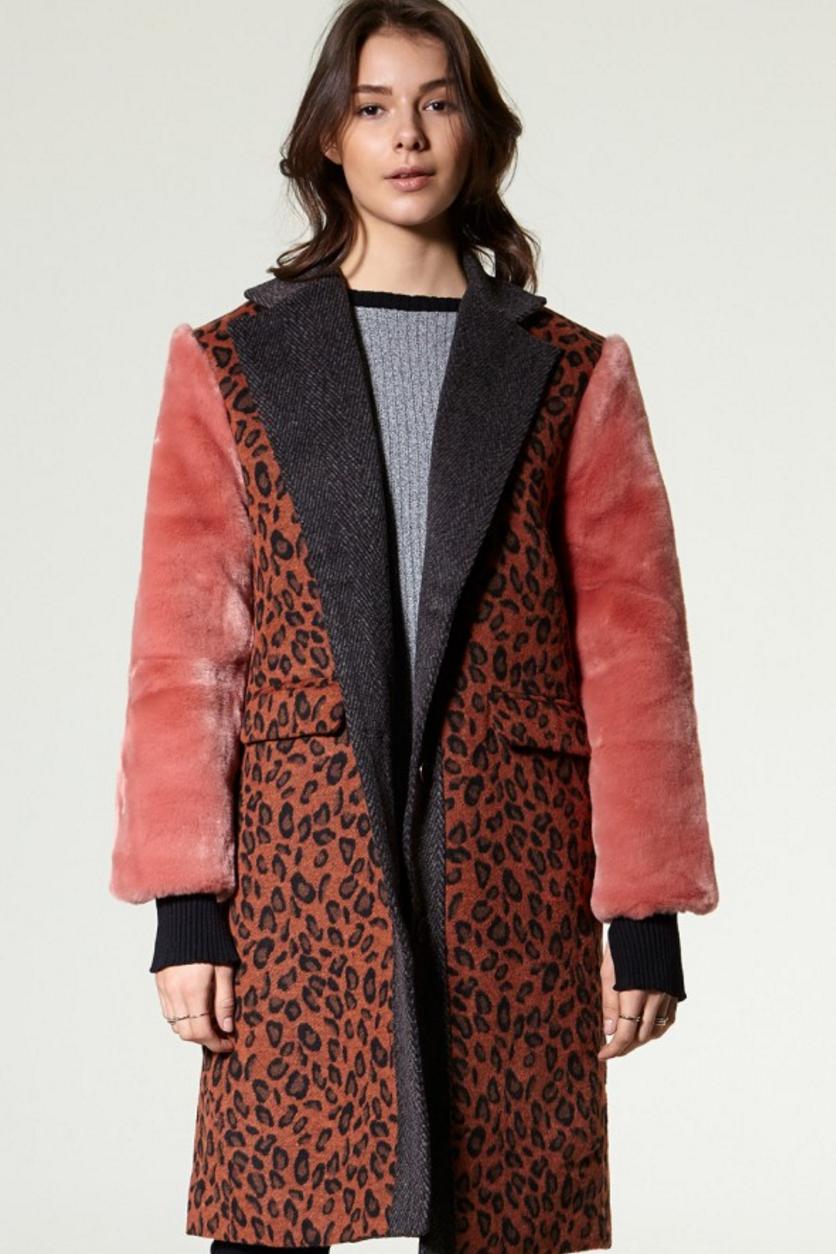 storets leopard coat
