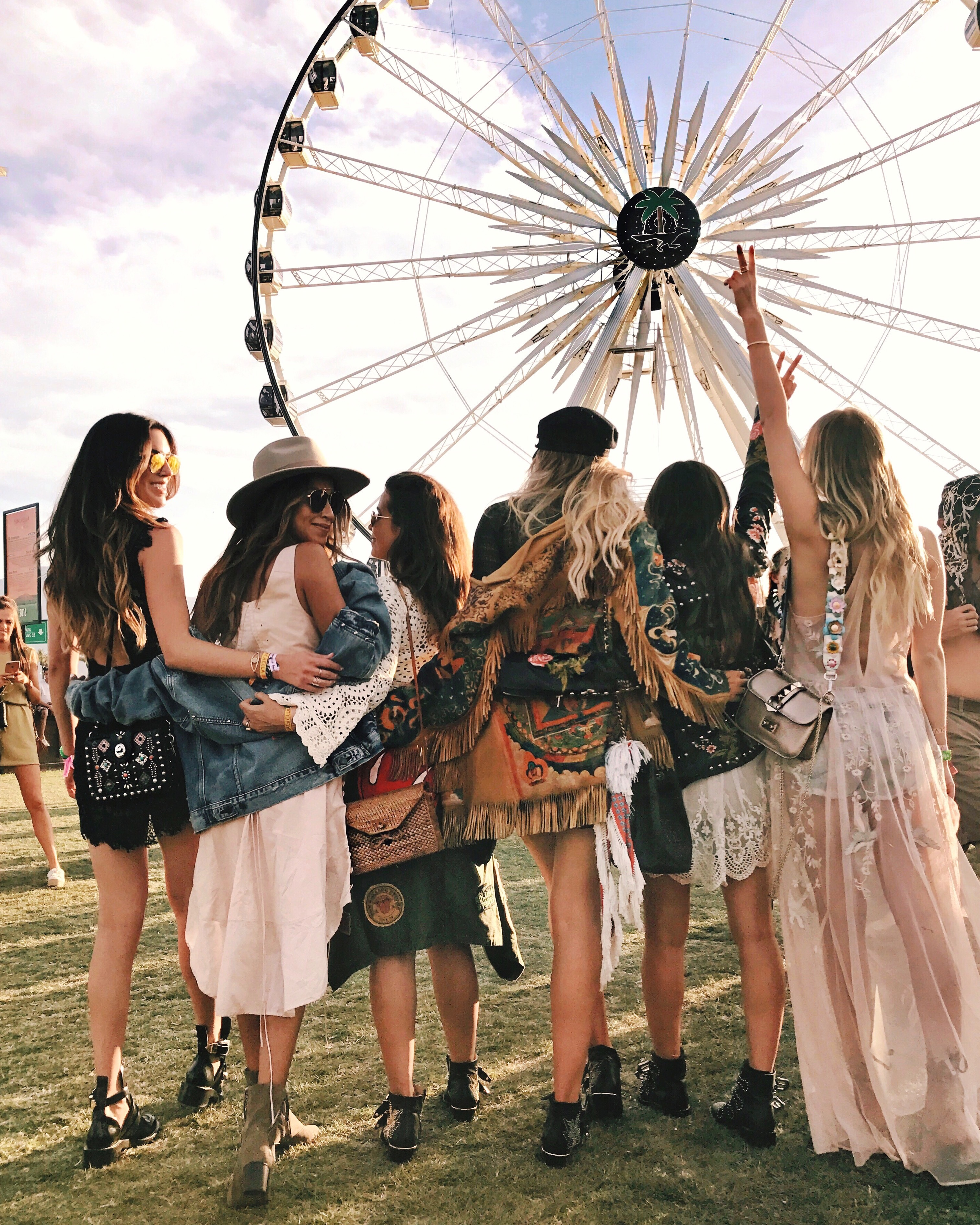Coachella 2017 Thrifts And Threads