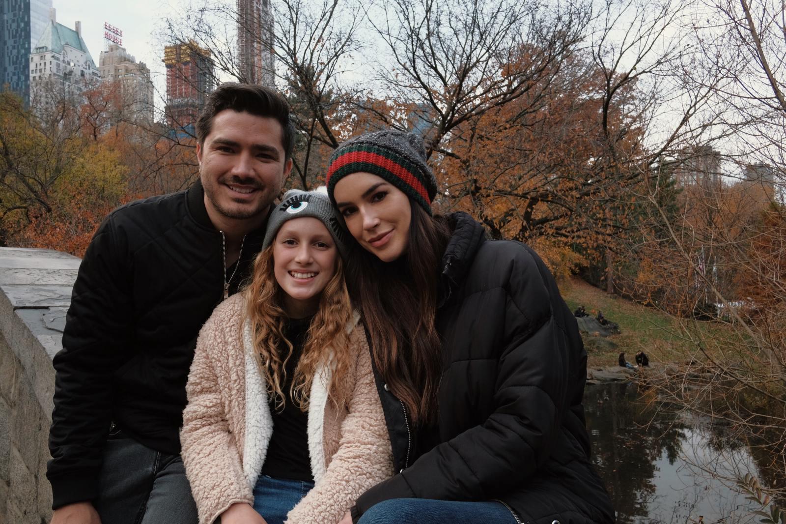 central park xavier family