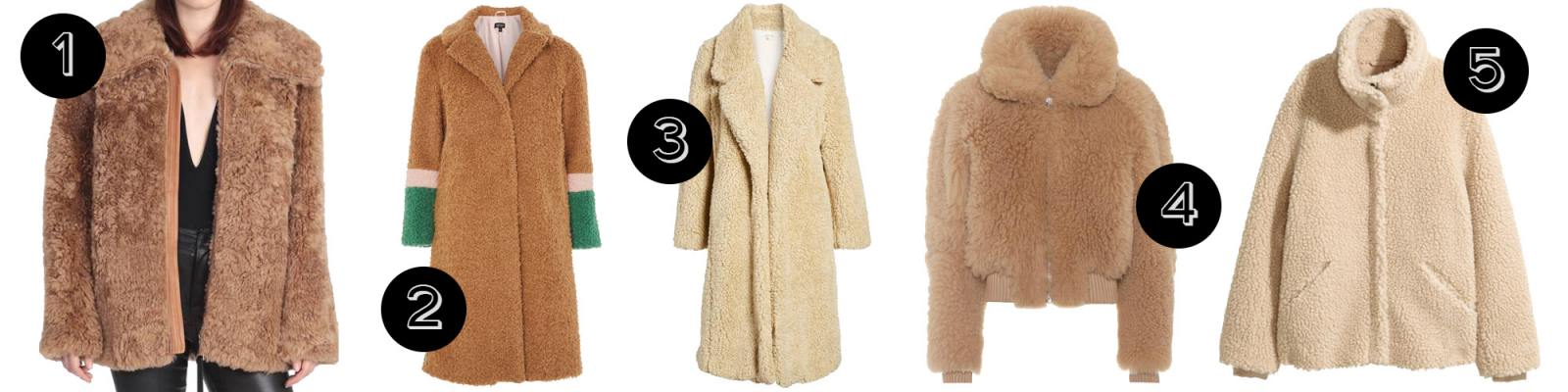 d8a1575e0a27 ... friends or just to work, I picked out some of my favorite teddy bear  coats! I personally love the classic cream and brown options, shop my top 5  below:
