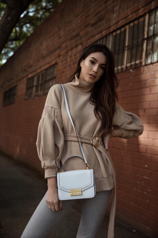 5 White Handbags Perfect for Winter