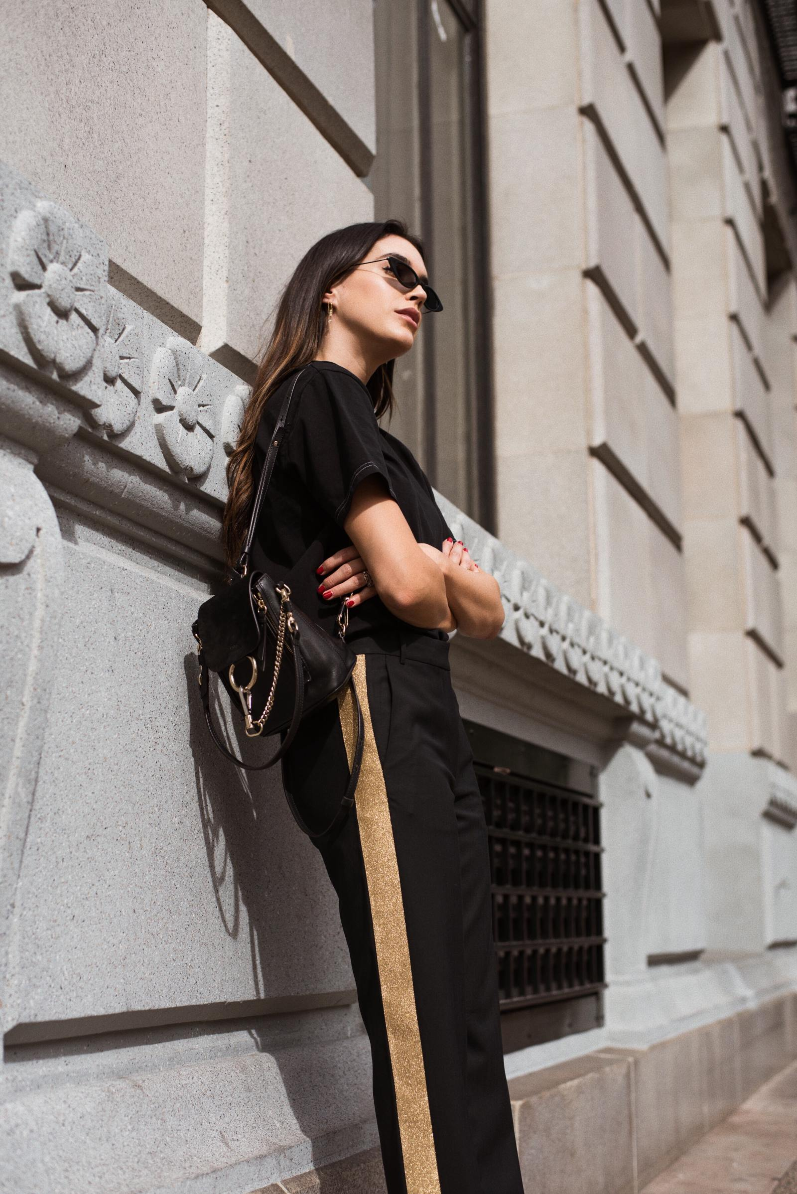 Why You Can Never Go Wrong with All Black