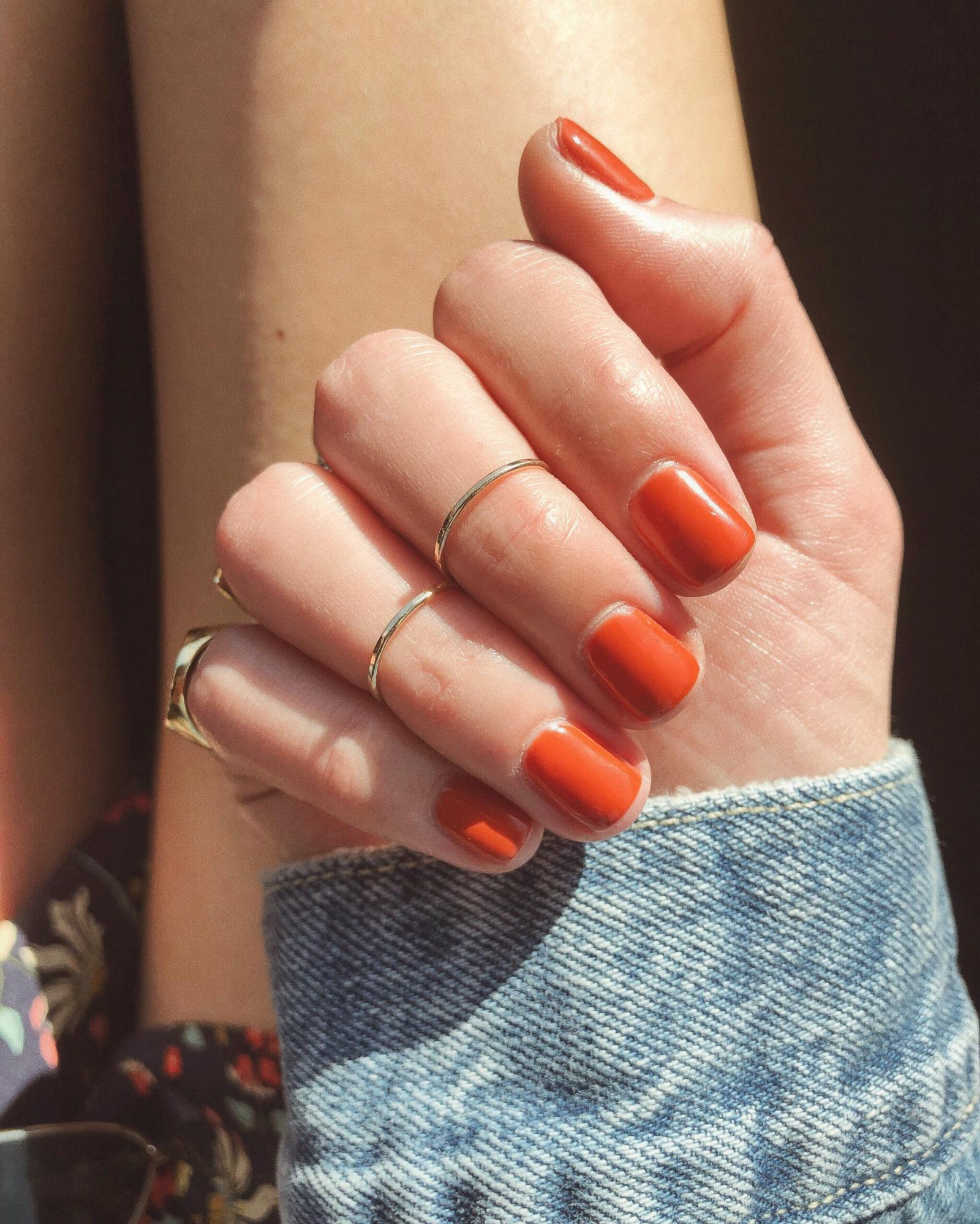 Nail Colors: Top 5 Spring Nail Colors