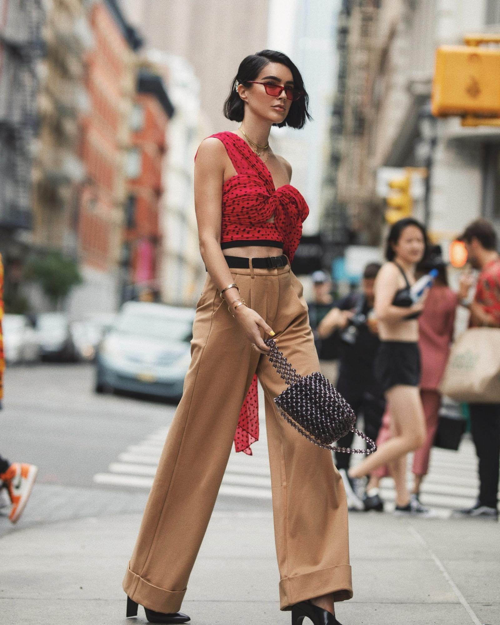 My NYFW 2018 Outfit Roundup