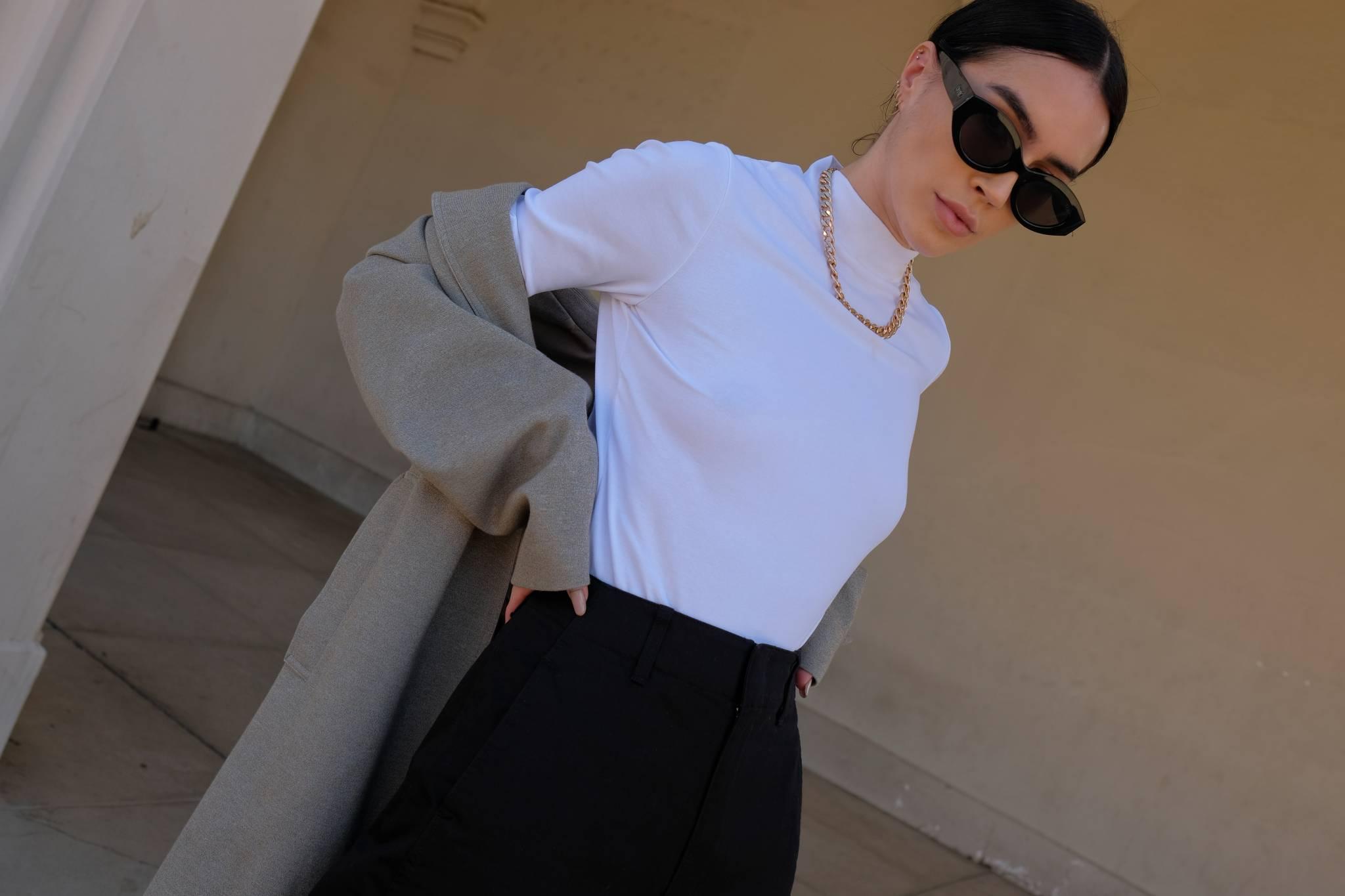 Brittany Xavier Uniqlo 2